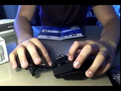 R.A.T 3 Gaming Mouse Unboxing