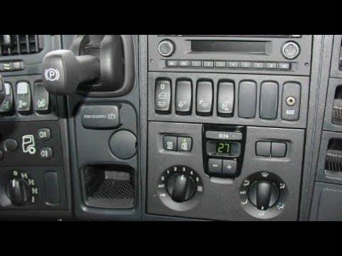 Расположение в Volvo 780 предохранителя вентилятора печки