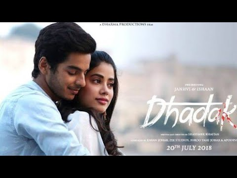 Dhadak whatsapp status download female version | Dhadak