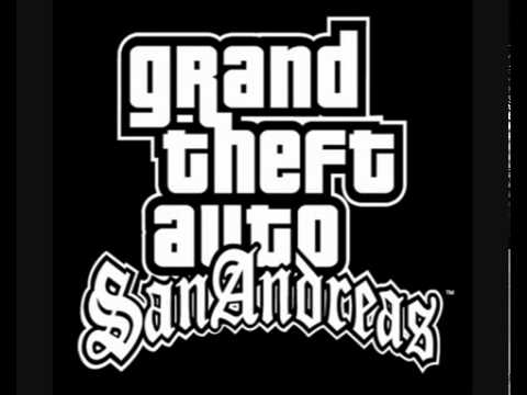 Tema Principal de Grand Theft Auto San Andreas-Grand Theft Auto San Andreas Main Theme