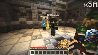 getlinkyoutube.com-Minecraft Mini-Game: Cops and Robbers - #10 - شرطي و حرامي - حصة الرقص