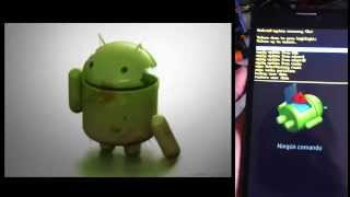 getlinkyoutube.com-SOLUCION ZTE BLADE L2 NO PASA DEL LOGO (regresar a rom stock)( revivir zte blade l2 facil)