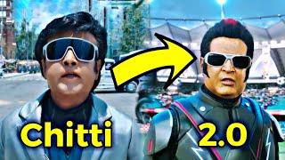 जानिए 2.0 फिल्म की कहानी | 2.0 Teaser Breakdown | Robot 2 Movie Story | 2.0 Official Trailer