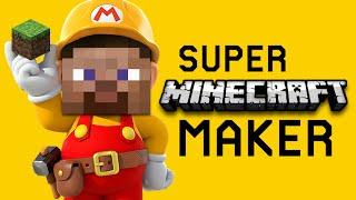 getlinkyoutube.com-SUPER MINECRAFT MAKER