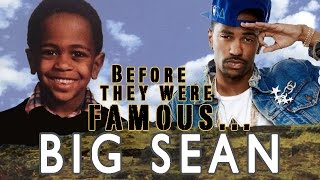 getlinkyoutube.com-BIG SEAN - Before They Were Famous