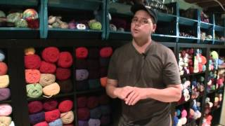 getlinkyoutube.com-How to Organize Your Yarn: Behind the Scenes with Mikey