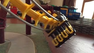 getlinkyoutube.com-Coaster Dynamix Scorpion Rollercoaster Model 2016