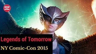 NYCC 2015: Ciara Renée de Legends of Tomorrow