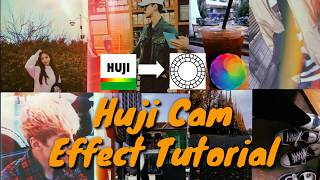 Huji Cam Effect Tutorial for ANDROID |#part1