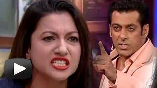 getlinkyoutube.com-Salman Shouts At Gauhar Khan - Bigg Boss Season 7