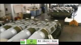 B2 Bomber over Iran - 5 of 5