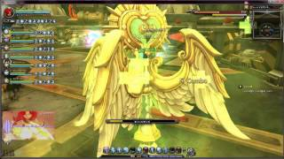 getlinkyoutube.com-【DragonNest】RedDragon Full. Lv90 Saint view【ドラゴンネスト】