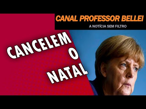 Alemanha quer cancelar o Natal e Italianos também reagem contra Lockdown