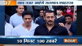 News 100   17th January, 2017 - India TV