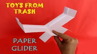 getlinkyoutube.com-Paper Glider | English | Fun Glider