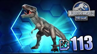 getlinkyoutube.com-Allosaurus Event! || Jurassic World - The Game - Ep 113 HD