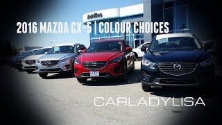 getlinkyoutube.com-2016 MAZDA CX-5 | Colour Choices
