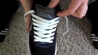 getlinkyoutube.com-**How to never tie your shoes again**
