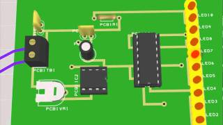 getlinkyoutube.com-Sequential LED Circuit