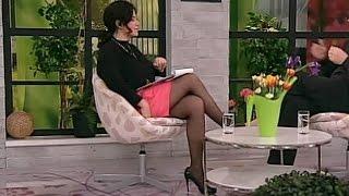 getlinkyoutube.com-Iveta Malachovská Beautiful Slovakian Tv Presenter 20.03.2013