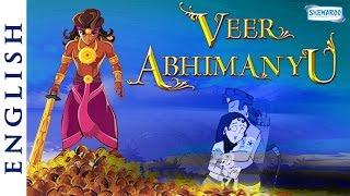 getlinkyoutube.com-Veer Abhimanyu (English)  - Animated Superhero Movies for Kids - Full Movie - HD