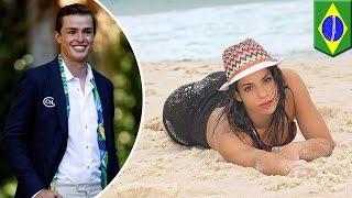 getlinkyoutube.com-Rio sex scandal: Ingrid de Oliviera splits after diver splits legs for canoeist - TomoNews