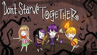 getlinkyoutube.com-Don't Starve Together : 與阿謙、菱形、米娜一起飢餓吧! Season 2 #1