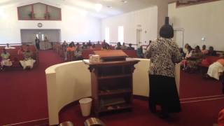 God using Prophetess Melonda and Duranice Pace