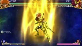 getlinkyoutube.com-Saint Seiya Omega Ultimate Cosmos All Ultimate's