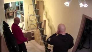 getlinkyoutube.com-BAUHAUS TV - DIE WENDES Handwerker mit Herzblut - Folge 6: Projekt Treppe