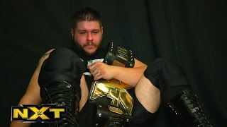 getlinkyoutube.com-NXT Champion Kevin Owens reacts to his victory over Finn Bálor: WWE NXT, March 25, 2015