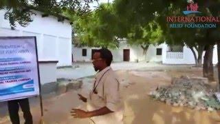 IRF - Brava General Hospital Restoration Progress 2016 in Brava Somalia