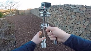 "getlinkyoutube.com-Handmade GoPro Steadicam ""Making Of"""