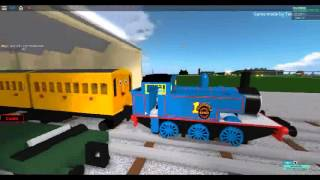 Thomas And Friends ROBLOX