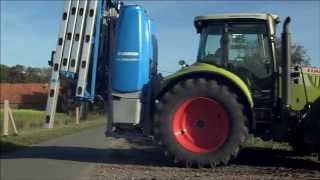 LEMKEN Mounted field sprayers Sirius