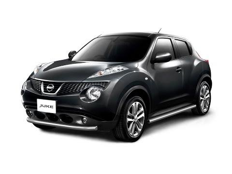 Замена лобового стекла на Nissan Juke в Казани.