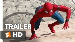 getlinkyoutube.com-Spider-Man: Homecoming International Trailer #1 (2017) | Movieclips Trailers