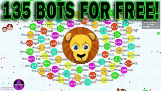 getlinkyoutube.com-[NEW] HOW TO GET 135 BOTS IN AGAR.IO FOR FREE  l freeagarbots.tk