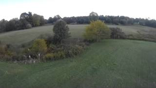 getlinkyoutube.com-Eachine Racer 250 - Franklin Farm (New PIDs!)
