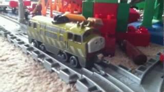 getlinkyoutube.com-The Take-Along Thomas Movie: Diesel 10's Revenge