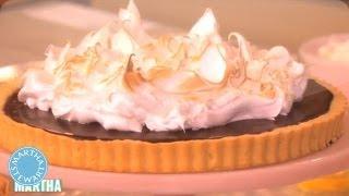 getlinkyoutube.com-How to Make a Chocolate Ganache Tart - Martha Stewart