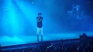getlinkyoutube.com-J cole Wet Dreamz Birmingham BarclayCard Arena May 2015
