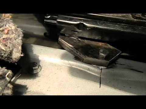 Замена сидений Renault Duster. Часть 3.
