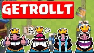 getlinkyoutube.com-GETROLLT! || CLASH ROYALE || Let's Play CR [Deutsch/German]