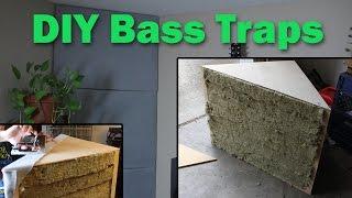getlinkyoutube.com-DIY Bass Traps: Home Studio Room Acoustics