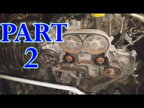 Jeep Liberty CRD Timing Belt Part 2
