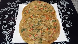 getlinkyoutube.com-Anda Paratha (Egg Paratha) انڈے کا پراٹھا / Cook With Saima
