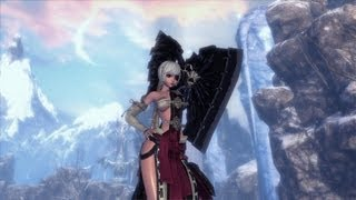 getlinkyoutube.com-Blade & Soul Destroyer Skills 2.0 Version High Level Gameplay HD+