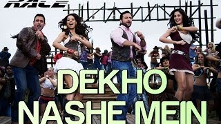 getlinkyoutube.com-Dekho Nashe Mein - Race | Saif Ali Khan, Katrina, Bipasha & Akshaye Khanna | Shaan, Sunidhi & K.K.