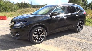 getlinkyoutube.com-[PL] 2014 Nissan X-Trail Test PL / Prezentacja / Walkaround